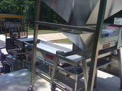 Carlsen & Associates New world Winery Equipment Enotools wine grape processing equipment